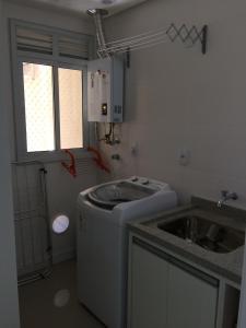 Residencial Mares do Sul, Appartamenti  Florianópolis - big - 30