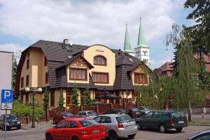 Hotel Dworek Góralski Krywań Mikołów