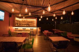 Hotel Casa Divina Oaxaca, Szállodák  Oaxaca de Juárez - big - 56