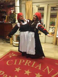 Cipriani Park Hotel, Hotely  Rivisondoli - big - 38