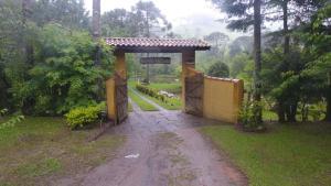 Sítio Kajuara, Dovolenkové domy  Gonçalves - big - 19