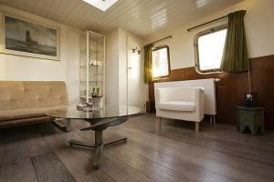 Houseboat Ms Luctor, Boote  Amsterdam - big - 6