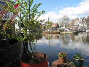 Houseboat Ms Luctor, Boote  Amsterdam - big - 22