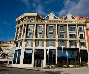 Hotel-Spa Bienestar Moaña - San Adrian de Cobres