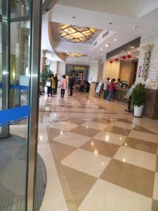 Shanghai Hongqiao Yueyi Apart Hotel, Apartmány  Šanghaj - big - 5