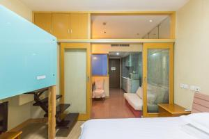 Shanghai Hongqiao Yueyi Apart Hotel, Apartmány  Šanghaj - big - 6