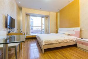 Shanghai Hongqiao Yueyi Apart Hotel, Apartmanok  Sanghaj - big - 3
