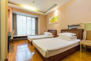 Shanghai Hongqiao Yueyi Apart Hotel, Apartmány  Šanghaj - big - 16