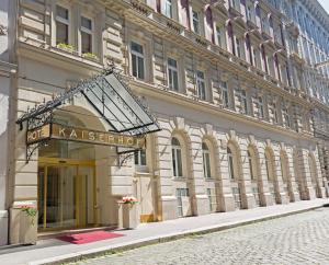Hotel Kaiserhof Wien, Hotely - Vídeň