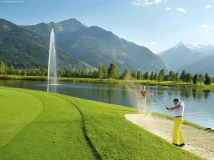Mountain and Lake XL, Apartments  Zell am See - big - 7