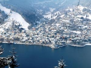 Mountain and Lake XL, Apartments  Zell am See - big - 10