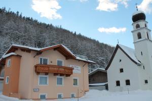 Haus La Chiesa - Apartment - Obergurgl-Hochgurgl