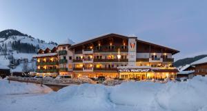 Sport- und Vitalhotel Wastlhof - Hotel - Niederau