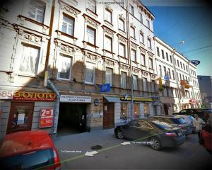 Old Flat Hostel na Sovetskoy, Hostely  Petrohrad - big - 21