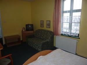 Hotel Mały Młyn, Отели  Старгард - big - 29