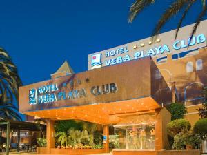 Vera Playa Club Hotel - Las Bombardas