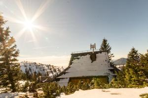 Chalet Košutnik Velika planina