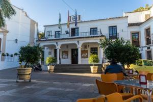 Alojamiento El Molino, Apartmanok  El Gastor - big - 13