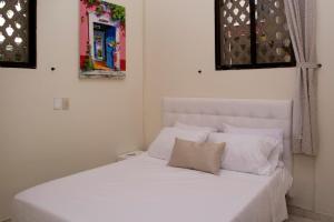 Beautiful 11 Bedroom Mansion near the Old City, Nyaralók  Cartagena de Indias - big - 5