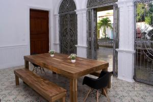 Beautiful 11 Bedroom Mansion near the Old City, Dovolenkové domy  Cartagena - big - 2