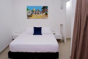 Beautiful 11 Bedroom Mansion near the Old City, Dovolenkové domy  Cartagena - big - 9