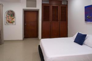Beautiful 11 Bedroom Mansion near the Old City, Dovolenkové domy  Cartagena - big - 16