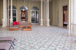 Beautiful 11 Bedroom Mansion near the Old City, Dovolenkové domy  Cartagena - big - 18