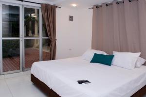 Beautiful 11 Bedroom Mansion near the Old City, Dovolenkové domy  Cartagena - big - 21
