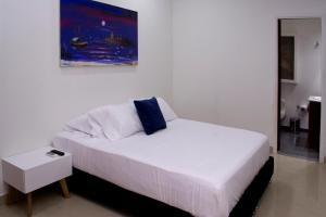 Beautiful 11 Bedroom Mansion near the Old City, Nyaralók  Cartagena de Indias - big - 23