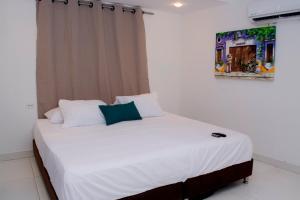 Beautiful 11 Bedroom Mansion near the Old City, Dovolenkové domy  Cartagena - big - 25