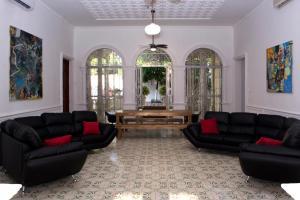 Beautiful 11 Bedroom Mansion near the Old City, Nyaralók  Cartagena de Indias - big - 27