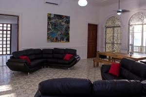 Beautiful 11 Bedroom Mansion near the Old City, Dovolenkové domy  Cartagena - big - 28