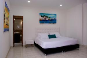 Beautiful 11 Bedroom Mansion near the Old City, Dovolenkové domy  Cartagena - big - 30