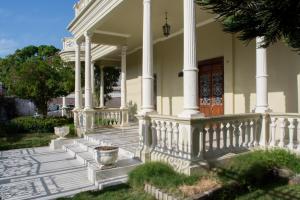 Beautiful 11 Bedroom Mansion near the Old City, Nyaralók  Cartagena de Indias - big - 33