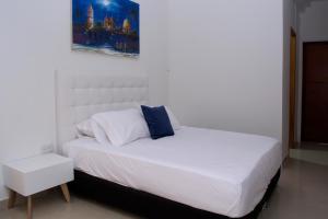 Beautiful 11 Bedroom Mansion near the Old City, Nyaralók  Cartagena de Indias - big - 35