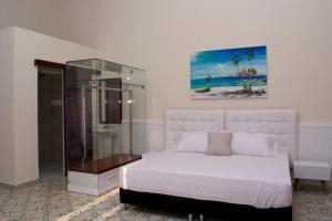 Beautiful 11 Bedroom Mansion near the Old City, Nyaralók  Cartagena de Indias - big - 37
