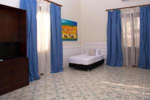 Beautiful 11 Bedroom Mansion near the Old City, Nyaralók  Cartagena de Indias - big - 47