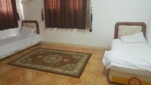 Nozol Al Qanam Furnished Units, Apartmánové hotely  Abha - big - 21