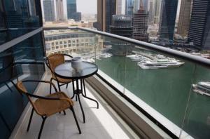Studio - Bay Central Tower - Dubai