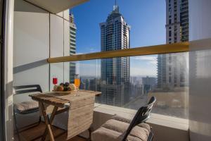 Palm View Sea View Deluxe Apartment - Elite Residence - Dubai