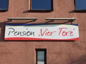 Pension ,,Vier Tore'' - Friedland