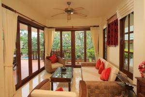Idyllic Samui Resort, Rezorty  Choeng Mon Beach - big - 206