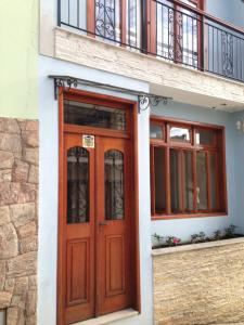 Charme no Centro, Ferienwohnungen  Cunha - big - 1