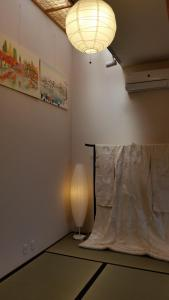 guesthouse KIWA, Penzióny  Kjóto - big - 23