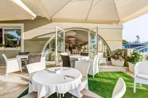 Hotel Brasil, Szállodák  Milano Marittima - big - 31