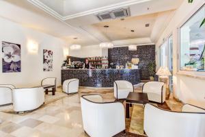 Hotel Brasil, Szállodák  Milano Marittima - big - 34