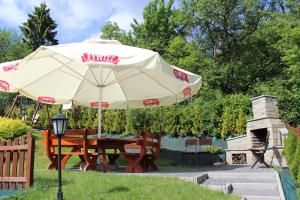 Pensjonat Gaborek, Penziony  Krynica-Zdrój - big - 32
