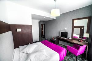 Hotel Europeca, Hotely  Craiova - big - 51
