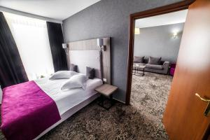 Hotel Europeca, Hotely  Craiova - big - 58