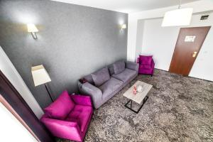 Hotel Europeca, Hotely  Craiova - big - 59